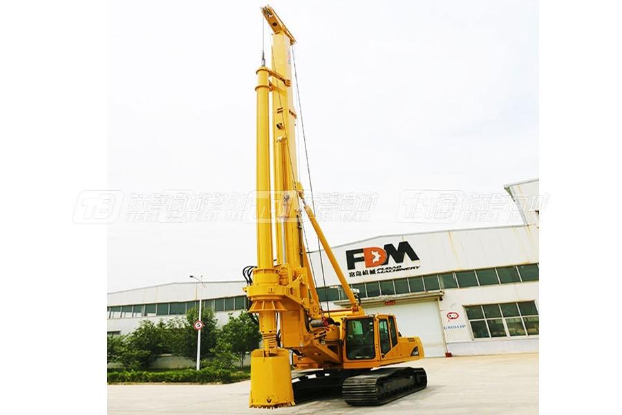 郑州富岛FD168SE旋挖钻机