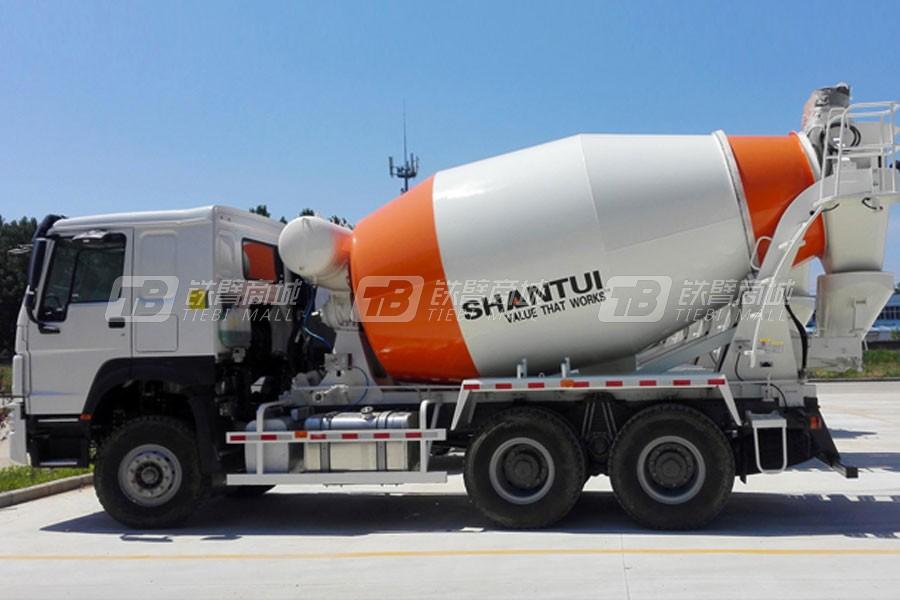 山推SDX5259GJBE1混凝土搅拌运输车