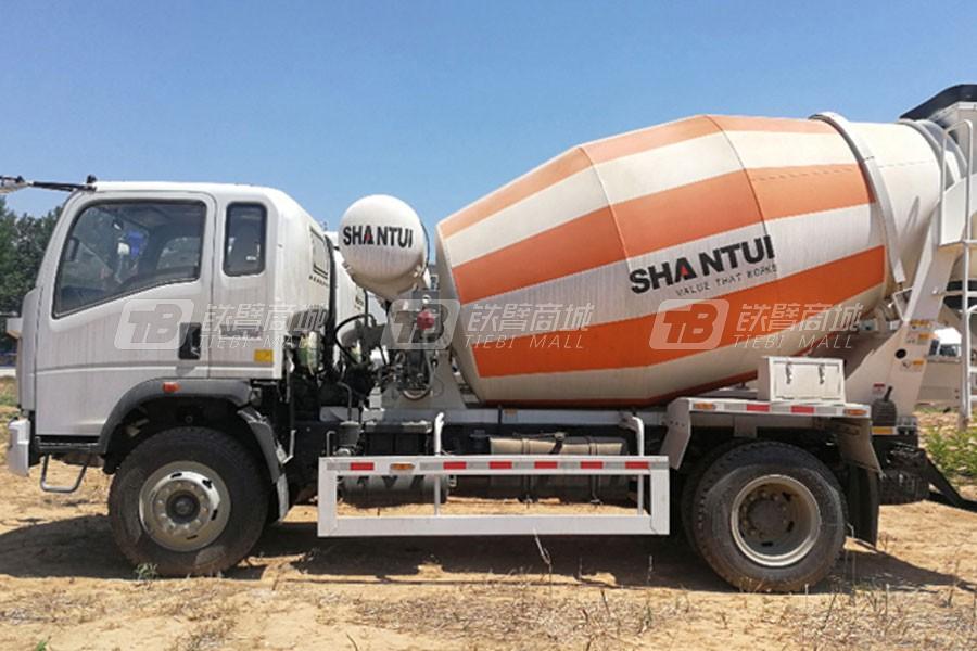 山推SDX5164GJBZ32混凝土搅拌运输车