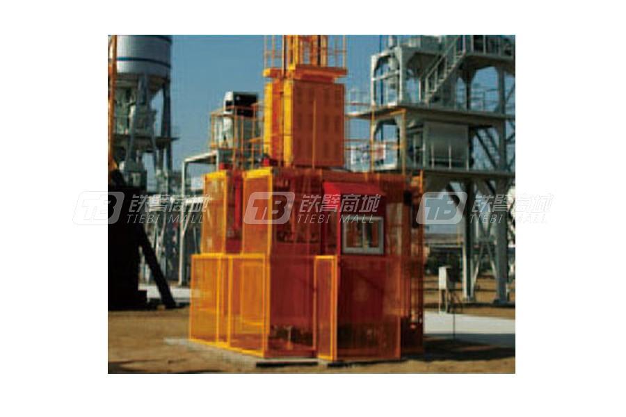 顶实机械SC200/200施工升降机