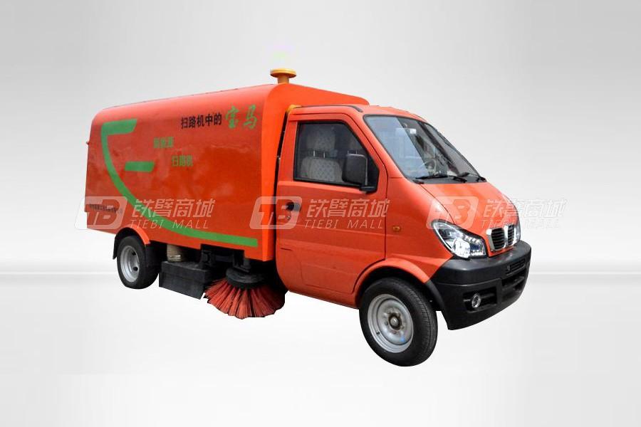 富豪FH2100电动清扫车