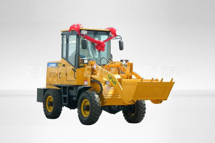 富豪ZL-10F轮式装载机