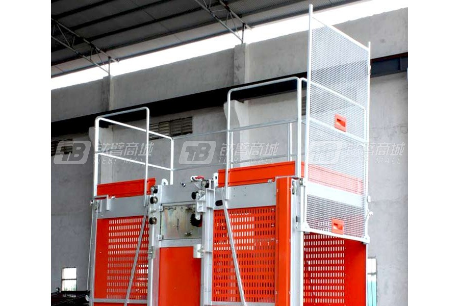 天成SC270单笼不带对重施工升降机