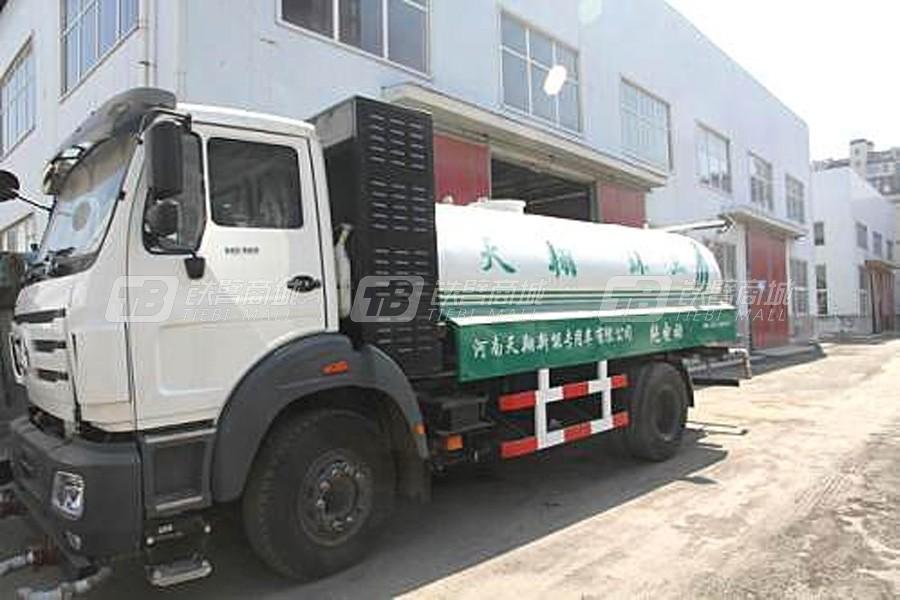 天翔XYJ5640SSC纯电动大型洒水车