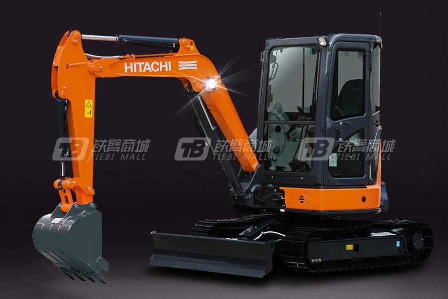 原装日立ZX35U-5A迷你挖掘机
