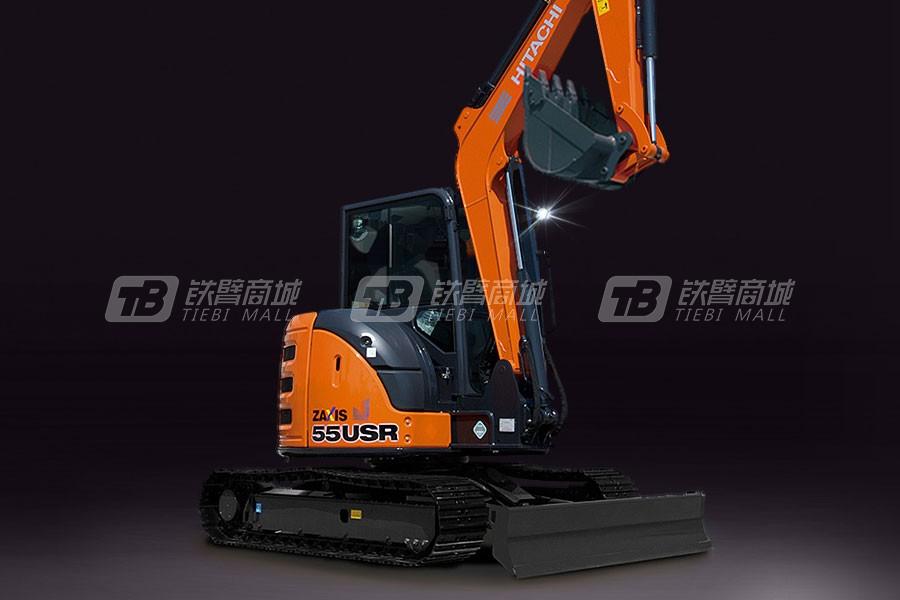 原装日立ZX55USR-5A履带挖掘机