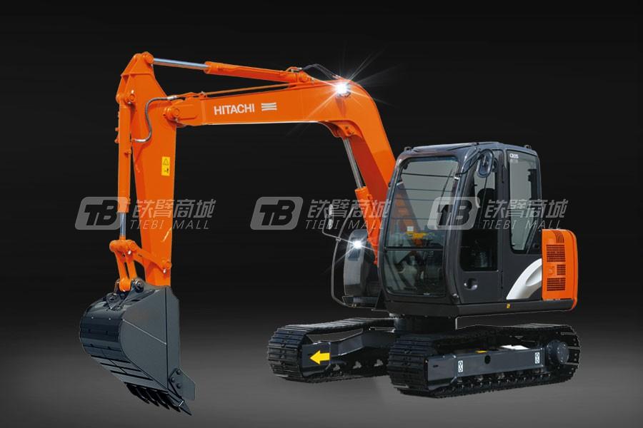 原装日立ZX70-5A履带挖掘机