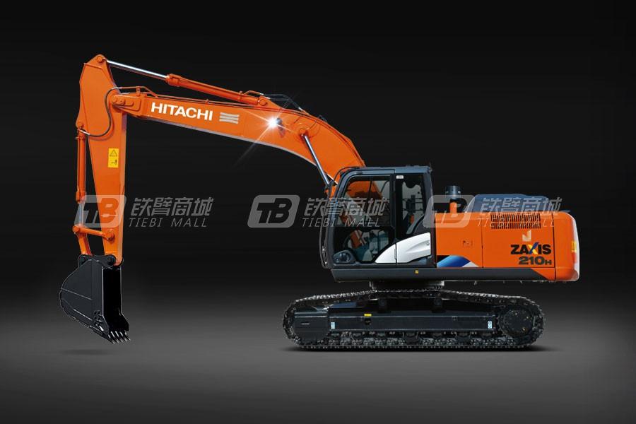 原装日立ZX210H-5A履带挖掘机