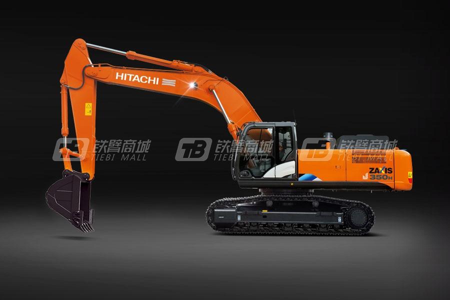 原装日立ZX350H-5A履带挖掘机