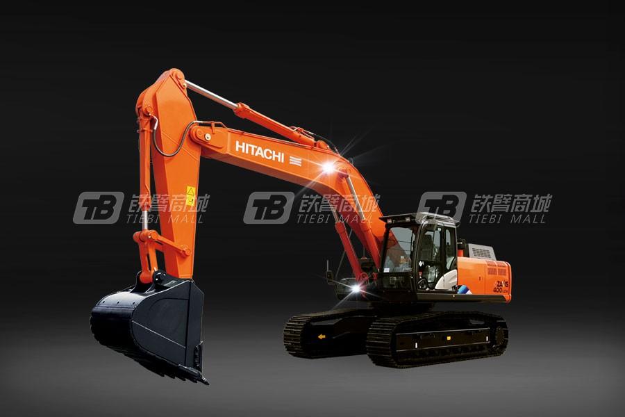 原装日立ZX400LCH-5A履带挖掘机