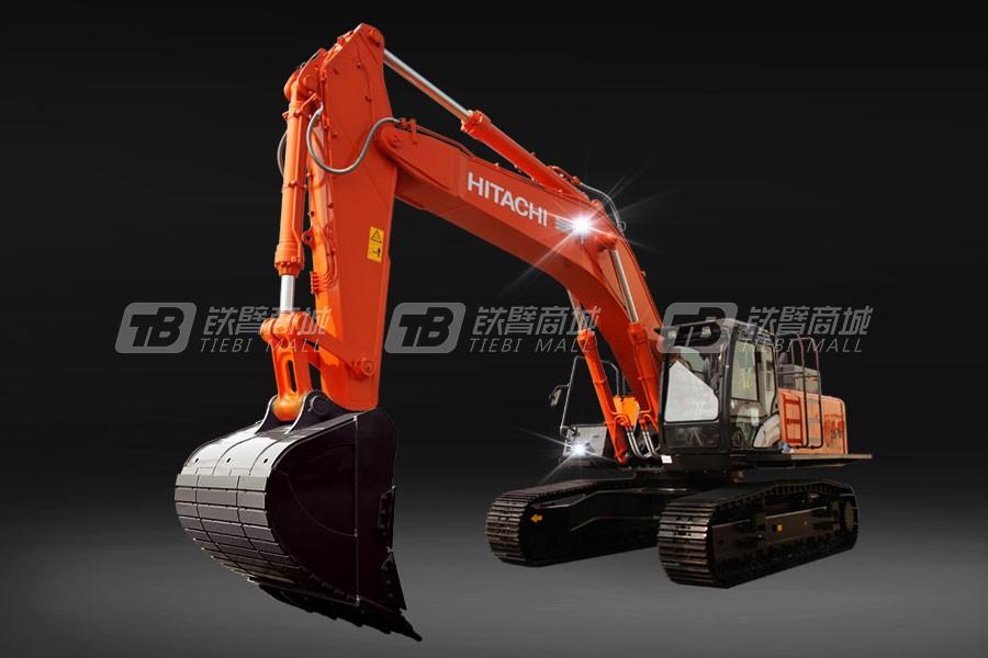原装日立ZX490LCH-5A(BE)履带挖掘机