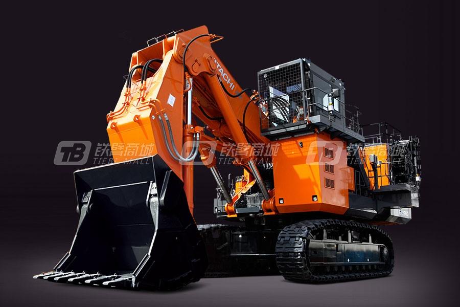 原装日立EX2600E-6LD(电驱动)履带挖掘机