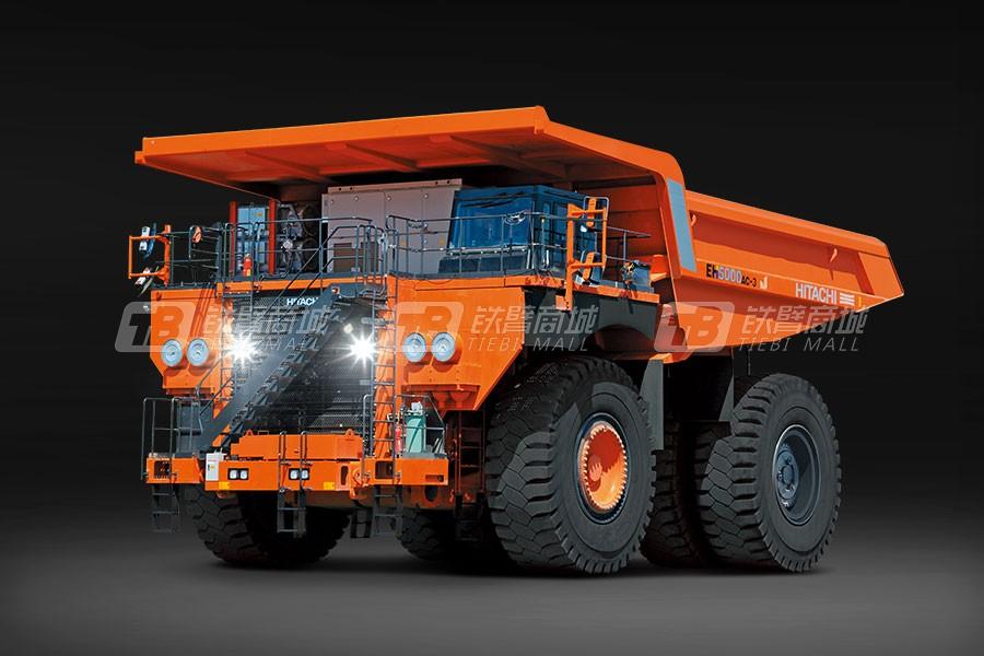原装日立EH5000AC-3矿用自卸卡车
