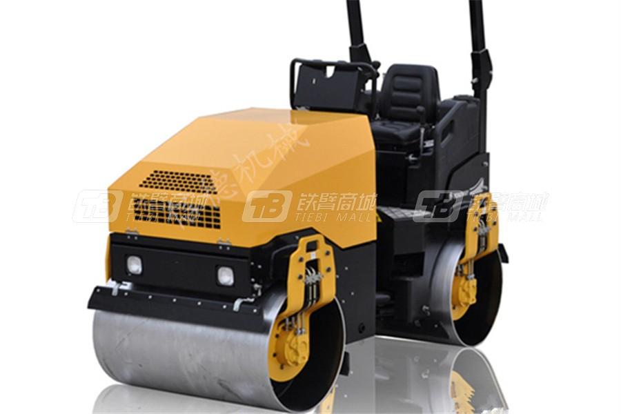 信德机械XDJX-3.03液压小型压路机