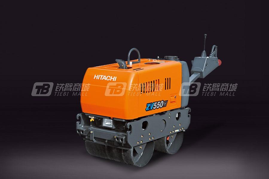 原装日立ZV550W手扶压路机