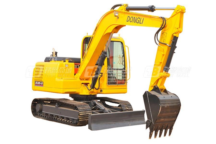东力DL85-9履带挖掘机