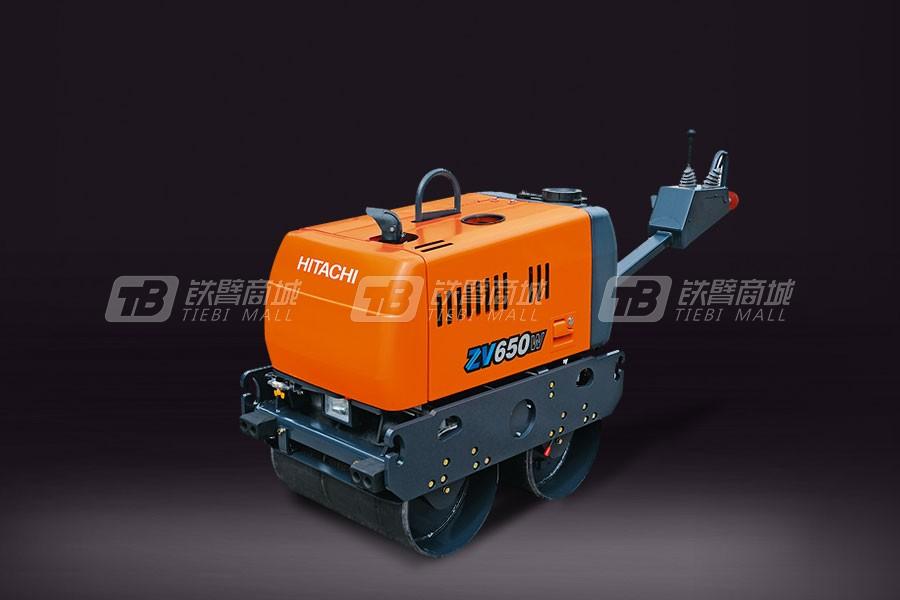 原装日立ZV650W手扶压路机