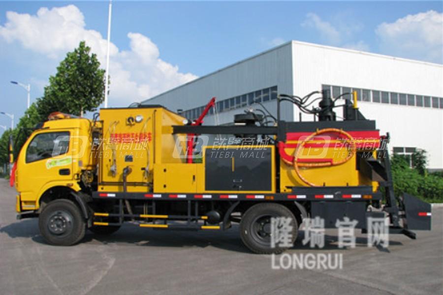 隆瑞LYL5112TXB沥青路面热再生修补车