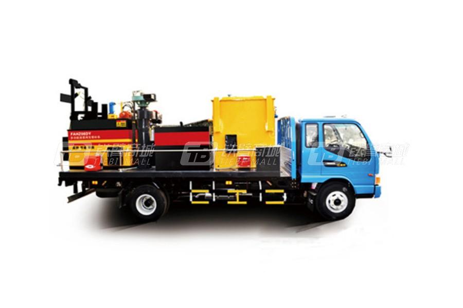 隆瑞LYL5110TXB沥青路面热再生修补车