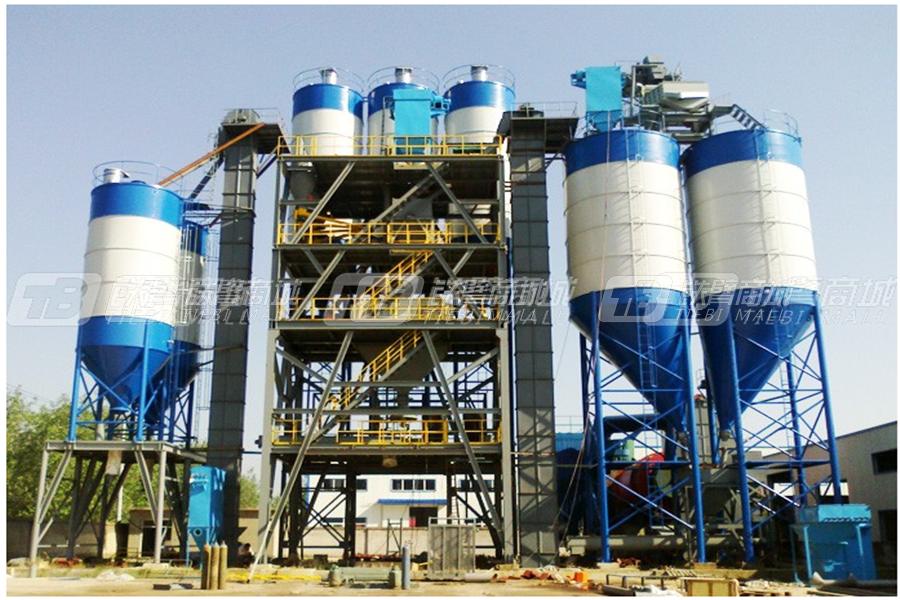 陕西科尼乐GDW2000阶梯式干粉砂浆生产线
