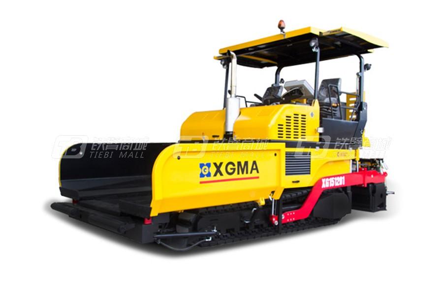 厦工XG151201履带式摊铺机