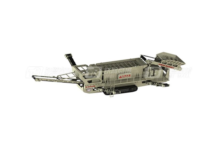 磊蒙机械LD3ZTS2460履带式移动筛分站