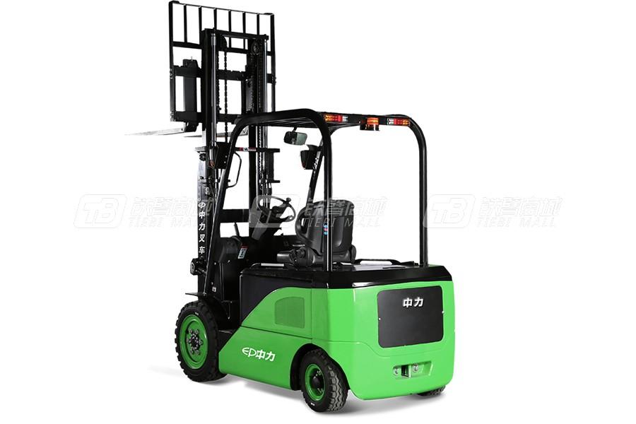 中力CPD25FT8L2.5吨电动叉车