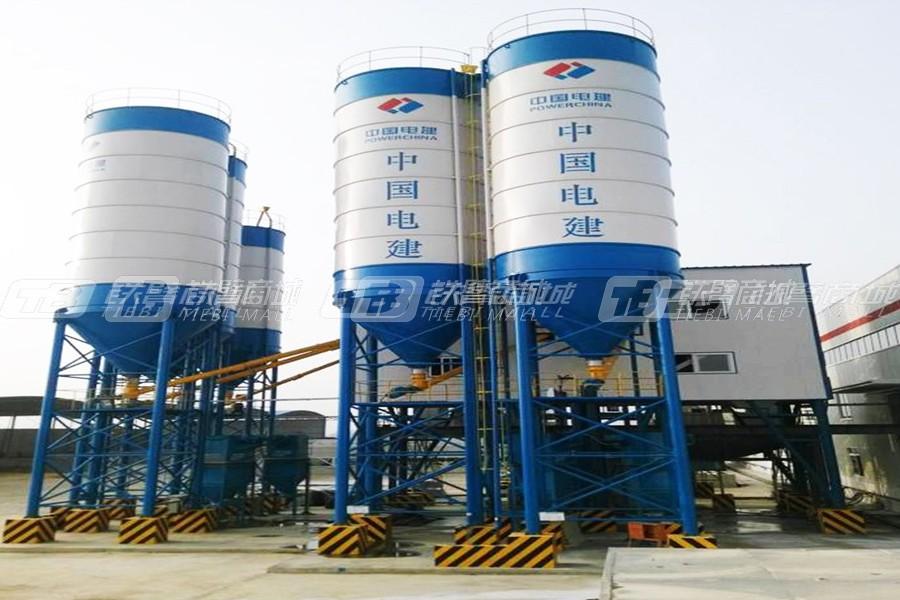 陕西科尼乐HZN180PC专用搅拌站
