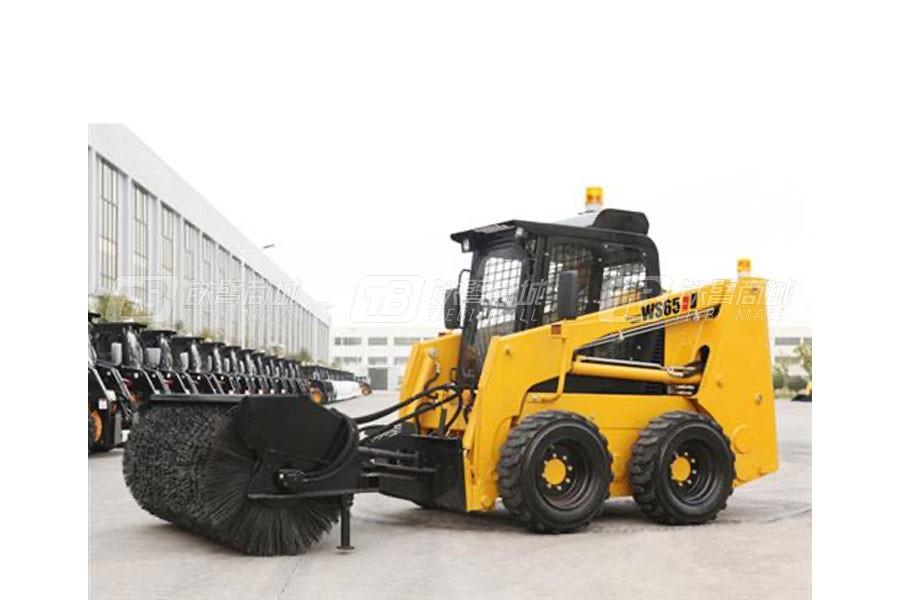 天骏机械WS65滑移装载机