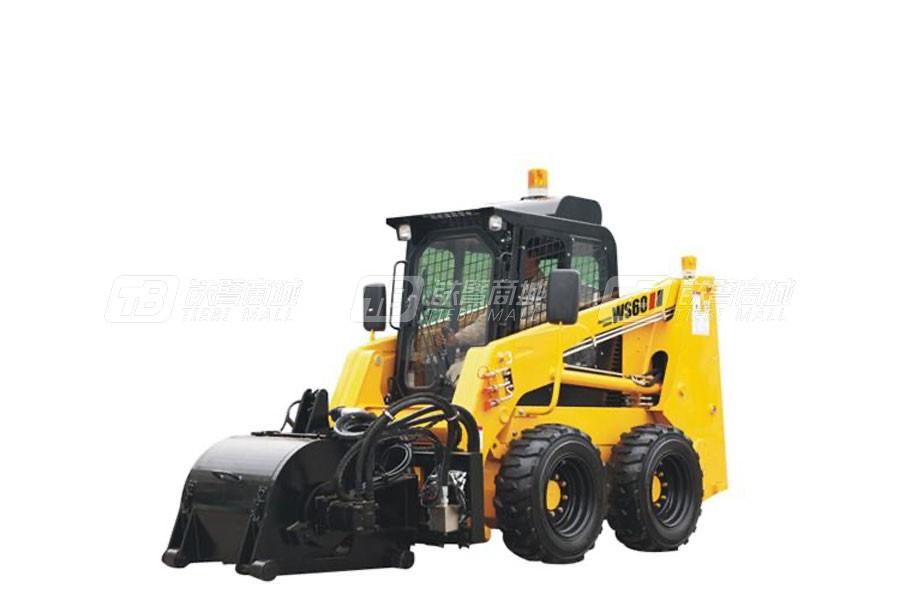 天骏机械WS60滑移装载机