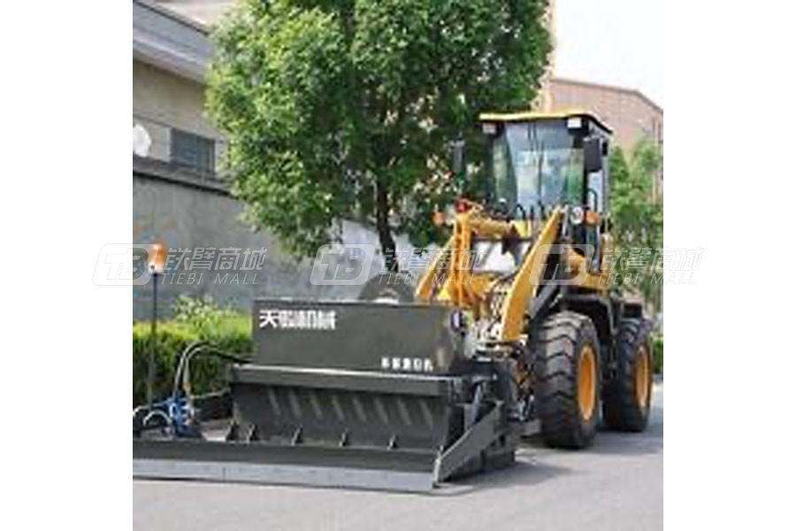 天骏机械HQS1811 清扫车