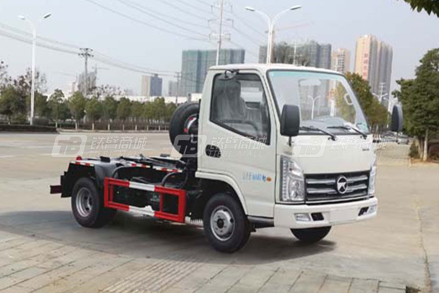 楚飞CLQ5040ZXX5K垃圾车