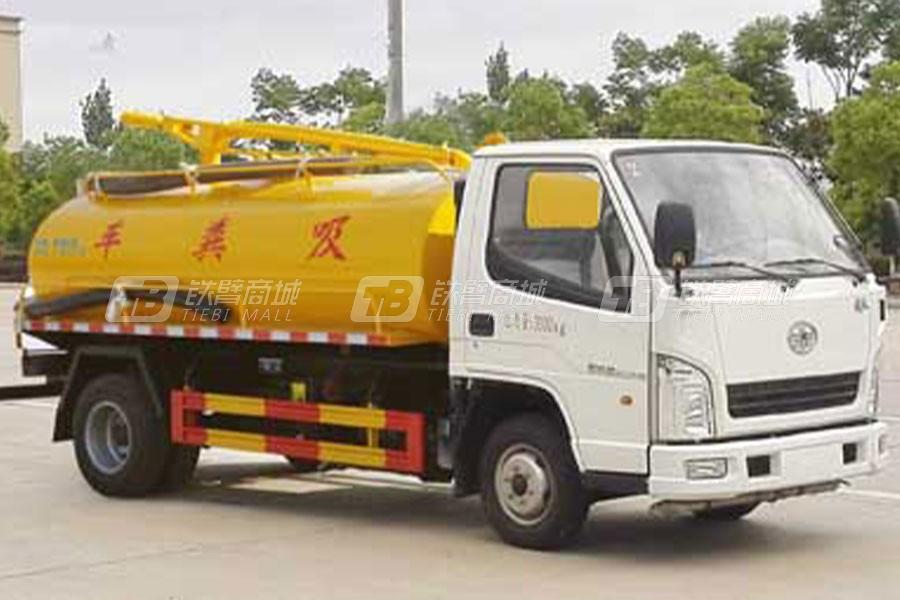 楚飞CLQ5040GXE5CA污水粪便车