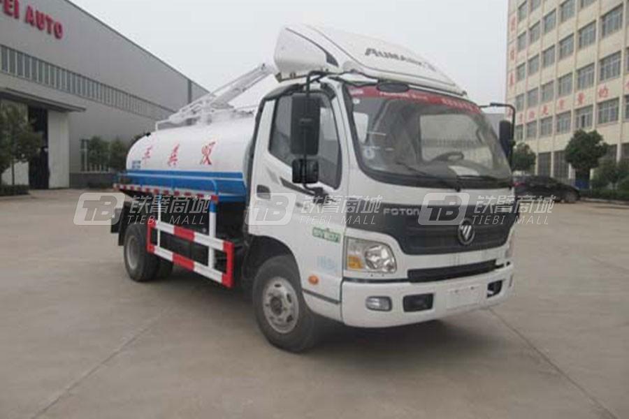 楚飞CLQ5080GXE5BJ污水粪便车