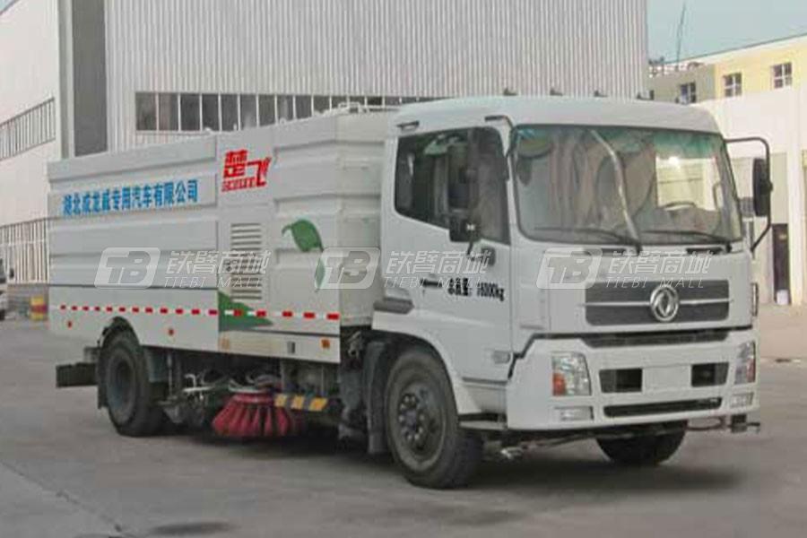 楚飞CLQ5160TXS5D清扫车