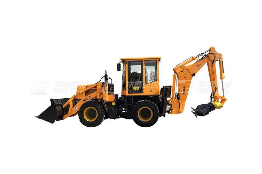 全工WZ30-25C挖掘装载机