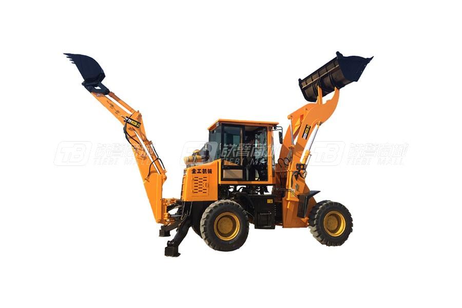 全工WZ30-25H挖掘装载机