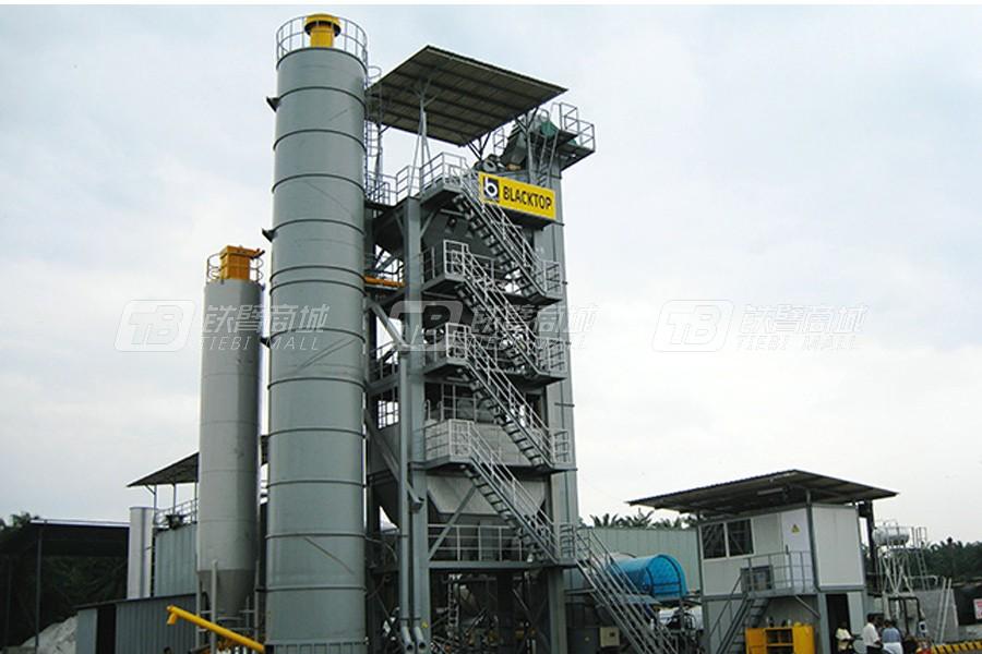 陆德筑机LDX175强制式沥青混合料搅拌设备