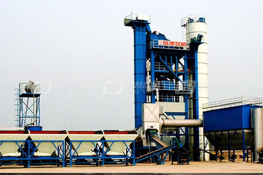 陆德筑机LDX130强制式沥青混合料搅拌设备
