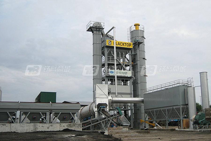 陆德筑机LDX105强制式沥青混合料搅拌设备