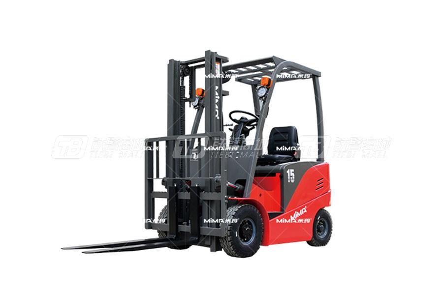 米玛MK202.0吨电动平衡重叉车