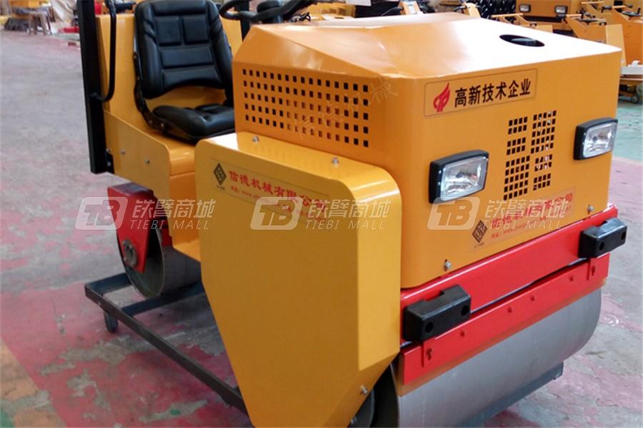 信德机械XD-850A小型振动压路机