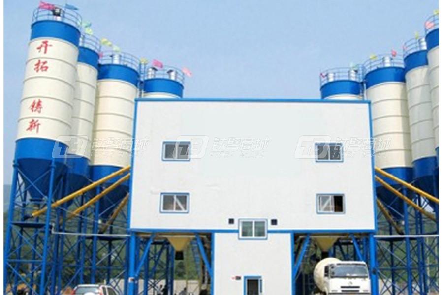 立杰机械HZS180商品混凝土搅拌站