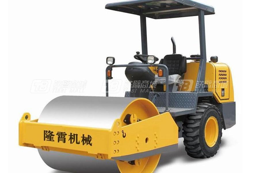 隆霄LXYI62C单钢轮压路机