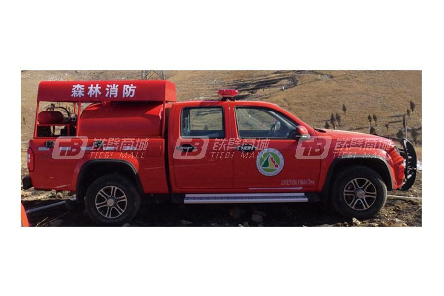 山猛机械SXF森林消防风水化快速机动站