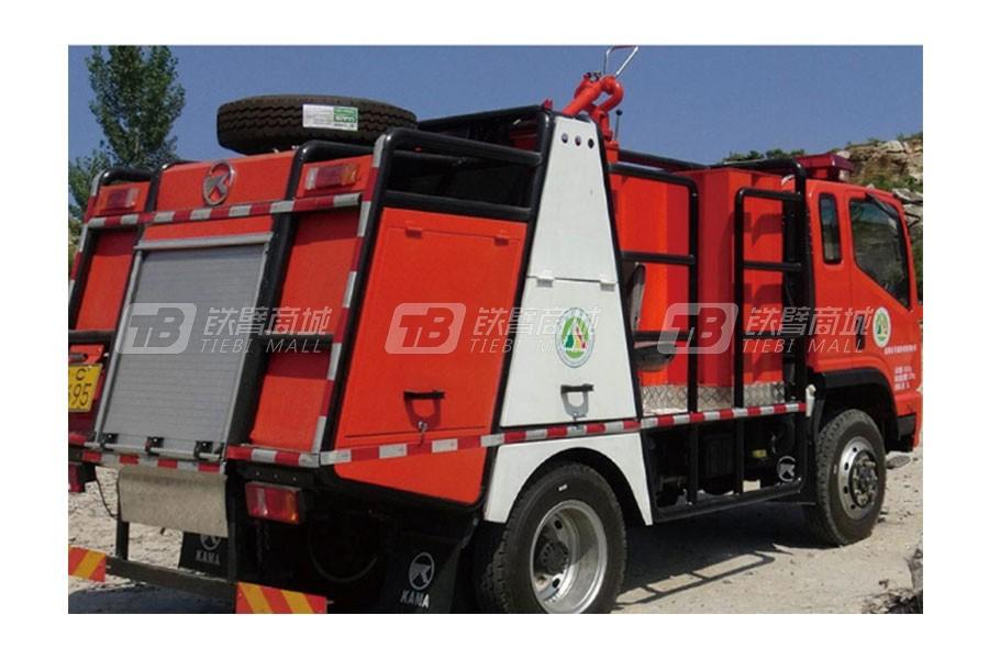 山猛机械SXF4-4000消防车