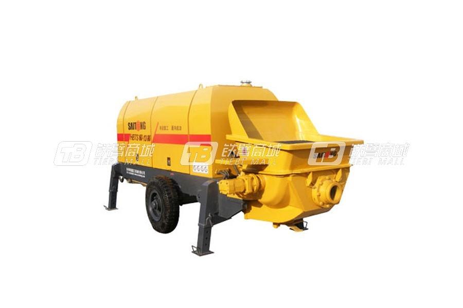 赛通重工HBTS60-13-90电动机混凝土输送泵
