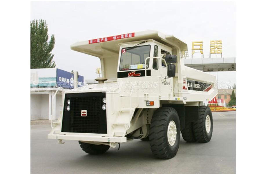 北方股份TR30岩斗型矿用自卸车