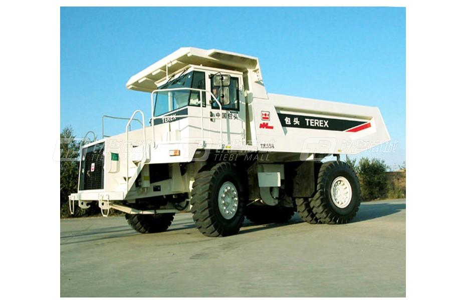 北方股份TR35A岩斗型矿用自卸车