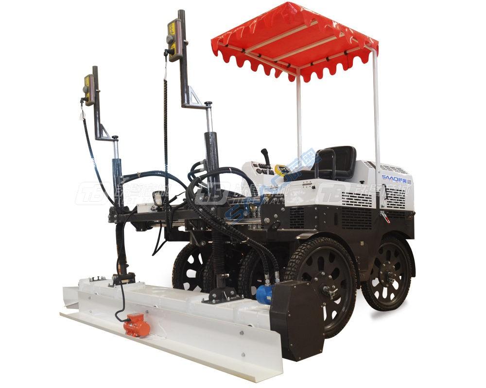 萨奥机械SJZP-200摊铺机